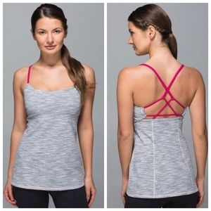 Lululemon Dancing Warrior Tank Sz 4